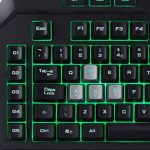 AmazonBasics Clavier de gaming mécanique (QWERTY Layout) de la marque AmazonBasics image 2 produit