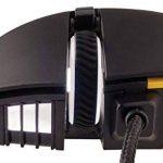 Corsair SCIMITAR PRO RGB Optique Souris Gaming (Rétro-Éclairge RGB Multicolore, 16000 DPI) Noir/Jaune de la marque Corsair image 1 produit
