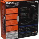 Micro-casque filaire stéréo 'Kunai' pour PS4/PS3/PS Vita - Noir glossy + Nintendo Switch de la marque Tritton Technologies image 1 produit