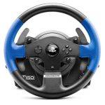 Thrustmaster T150 Force Feedback – Volant 1080° à Retour de Force - PS4/PS3/PC de la marque ThrustMaster image 1 produit