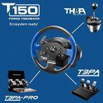Thrustmaster T150 Force Feedback – Volant 1080° à Retour de Force - PS4/PS3/PC de la marque ThrustMaster image 4 produit