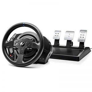 Thrustmaster - Volant T300RS GT Edition Licence Officielle Gran Turismo - Volant à retour de force 1080° - PS4/PS3 de la marque ThrustMaster image 0 produit