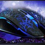 TRDCZ Rétro-Éclairage Coloré 4000DPI Souris Gaming Souris Gaming Souris de la marque TRDCZ image 2 produit