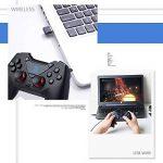 ZD-C[2.4G] Wireless Gaming joypad cbler Controller Manette for Steam,Nintendo Switch,fire tv,PC(Win7-Win10),Android Tablet,TV BOX de la marque image 2 produit
