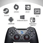 ZD-C[2.4G] Wireless Gaming joypad cbler Controller Manette for Steam,Nintendo Switch,fire tv,PC(Win7-Win10),Android Tablet,TV BOX de la marque image 4 produit