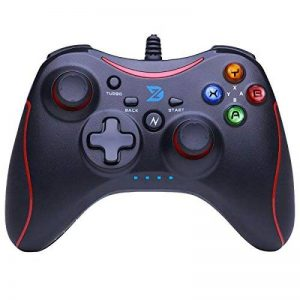 ZD-N【pro】 Wired Gaming Controller Gamepad [Compatible for Nintendo Switch,Steam,TV BOX PC(Win7-Win10),Android] de la marque ZD image 0 produit