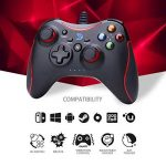 ZD-N【pro】 Wired Gaming Controller Gamepad [Compatible for Nintendo Switch,Steam,TV BOX PC(Win7-Win10),Android] de la marque ZD image 1 produit